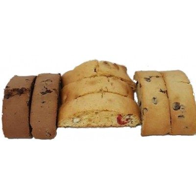 Mixed Biscotti