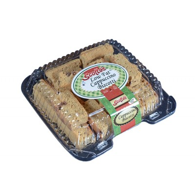 Low Fat Biscotti - 1/2 Case